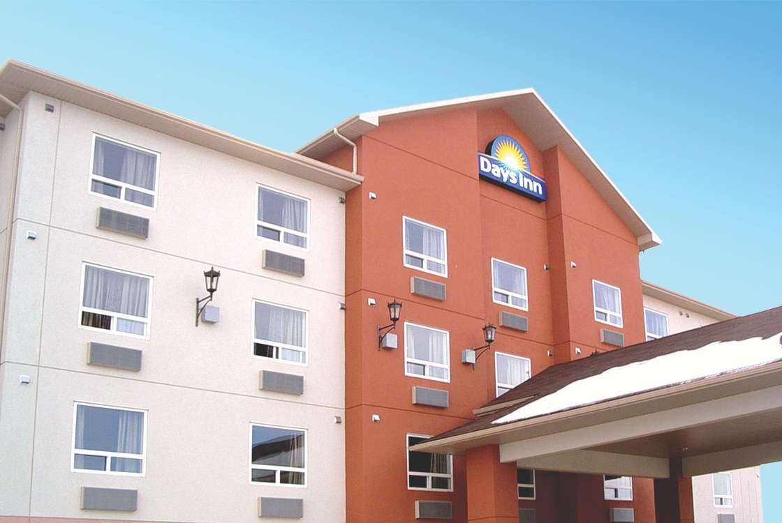 Exterior view - Days Inn Athabasca