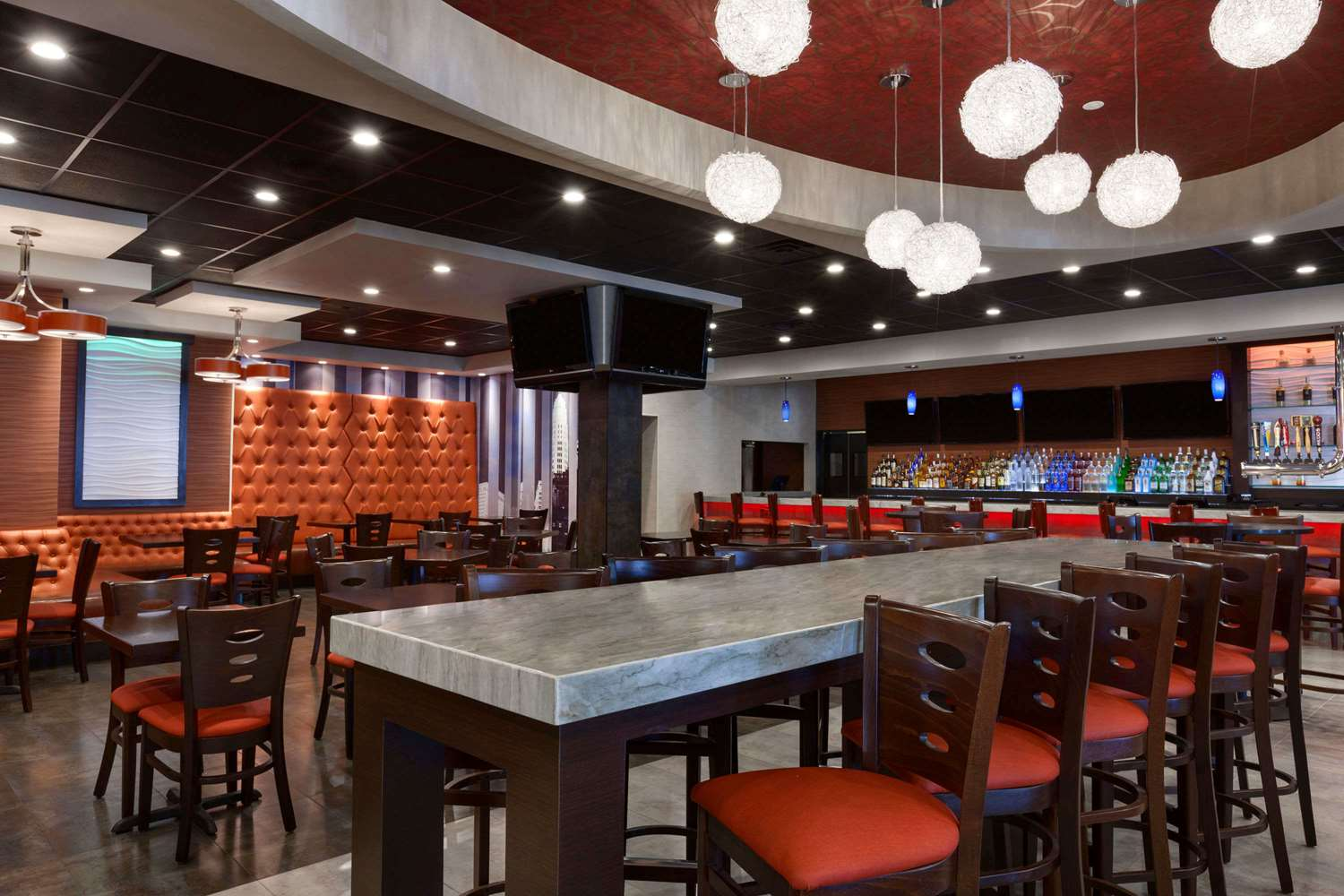 Bar - Ramada Plaza Hotel Airport Newark