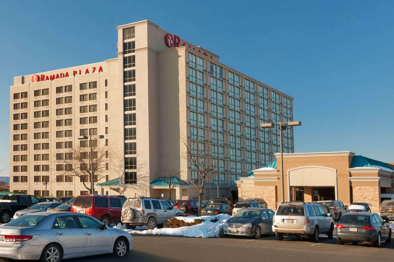Exterior view - Ramada Plaza Hotel Airport Newark