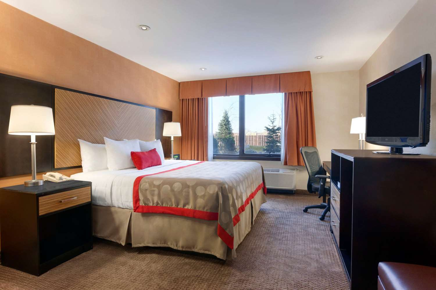 Room - Ramada Plaza Hotel Airport Newark
