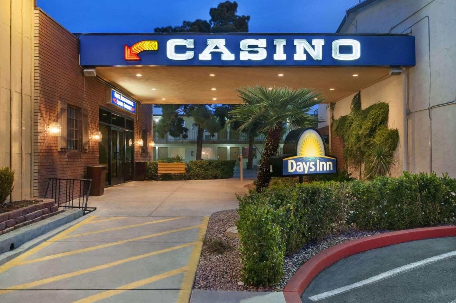 Exterior view - Days Inn Las Vegas at Wild Wild West Gambling Hall