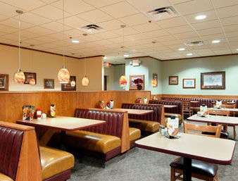 Restaurant - Days Inn Las Vegas at Wild Wild West Gambling Hall