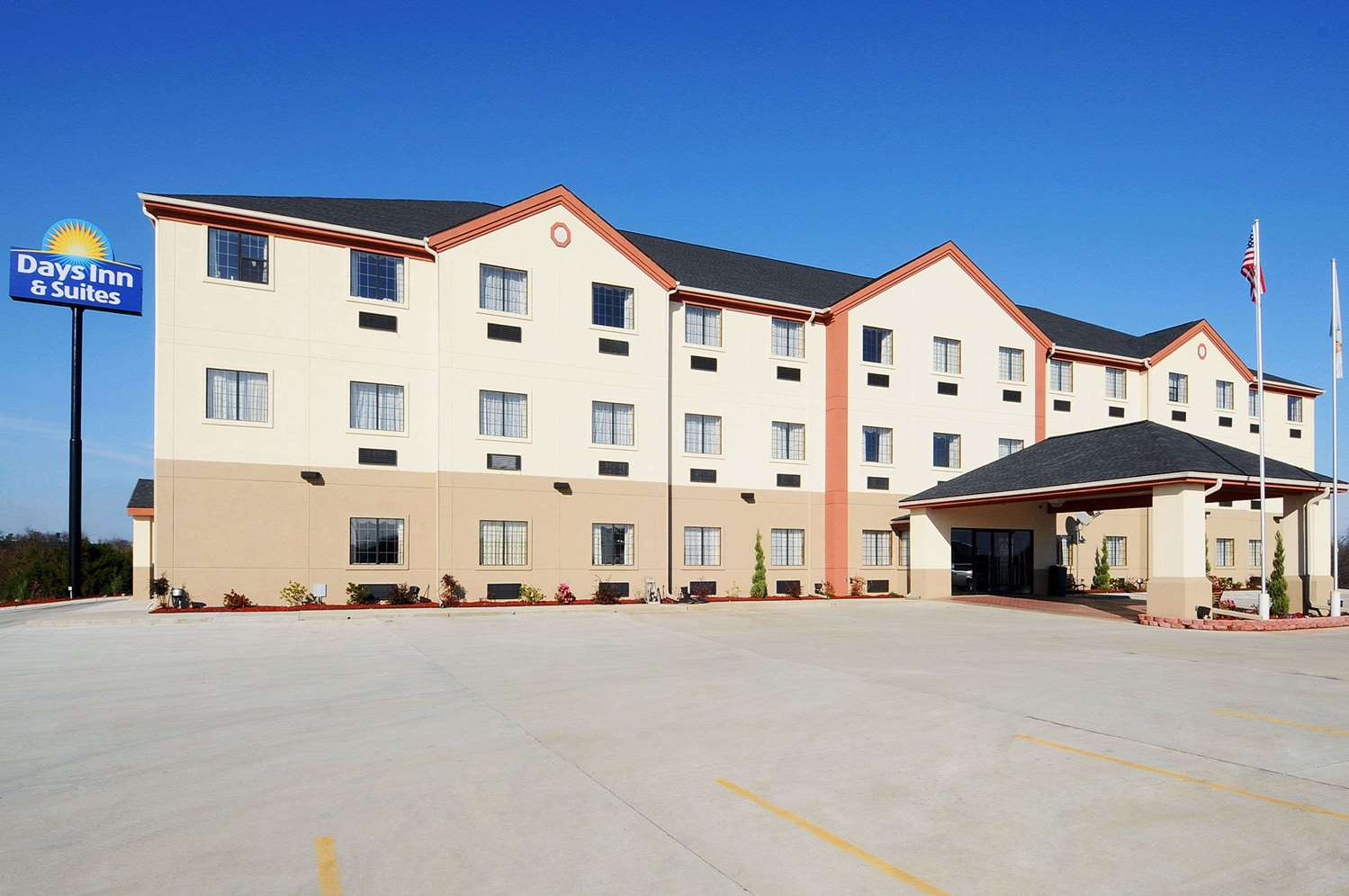 Exterior view - Days Inn & Suites McAlester