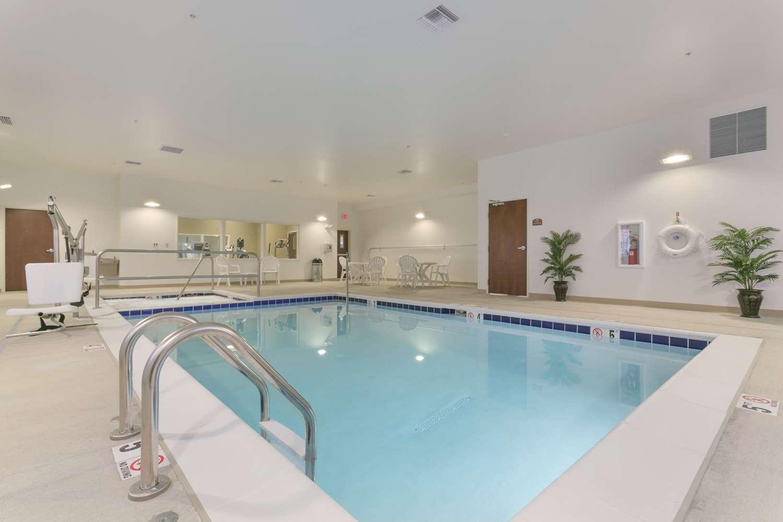 Pool - Microtel Inn & Suites by Wyndham Minot