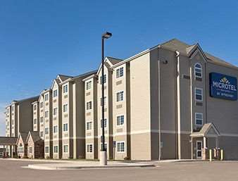 Exterior view - Microtel Inn & Suites by Wyndham Minot