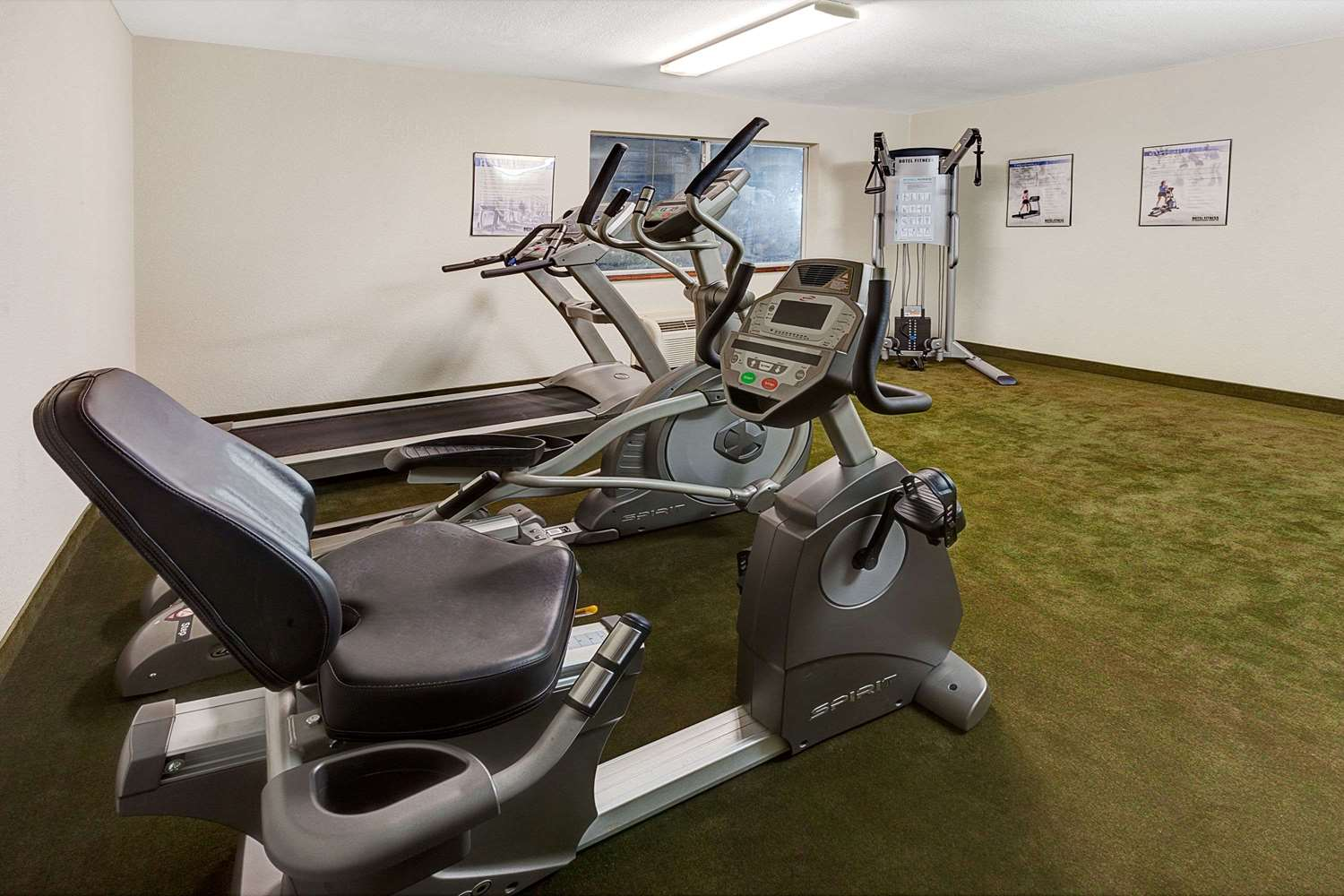 Fitness/ Exercise Room - Baymont Inn & Suites And Suites El Reno