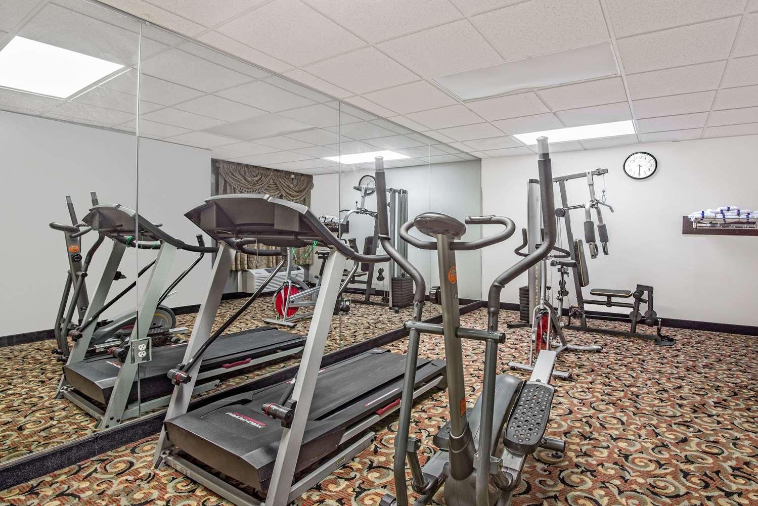 Fitness/ Exercise Room - Baymont Inn & Suites Hudson