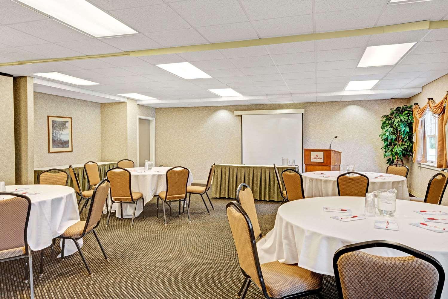 Meeting Facilities - Ramada Hotel Old Orchard Beach Area Saco