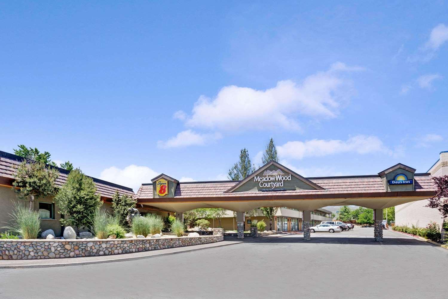 Exterior view - Days Inn Convention Center Reno
