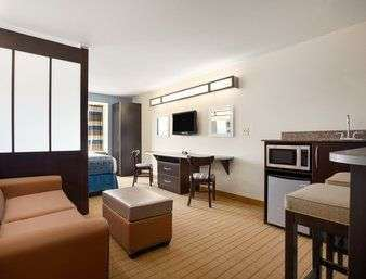 Suite - Microtel Inn & Suites by Wyndham Belle Chasse