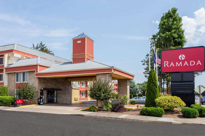 Exterior view - Ramada Hotel Portland