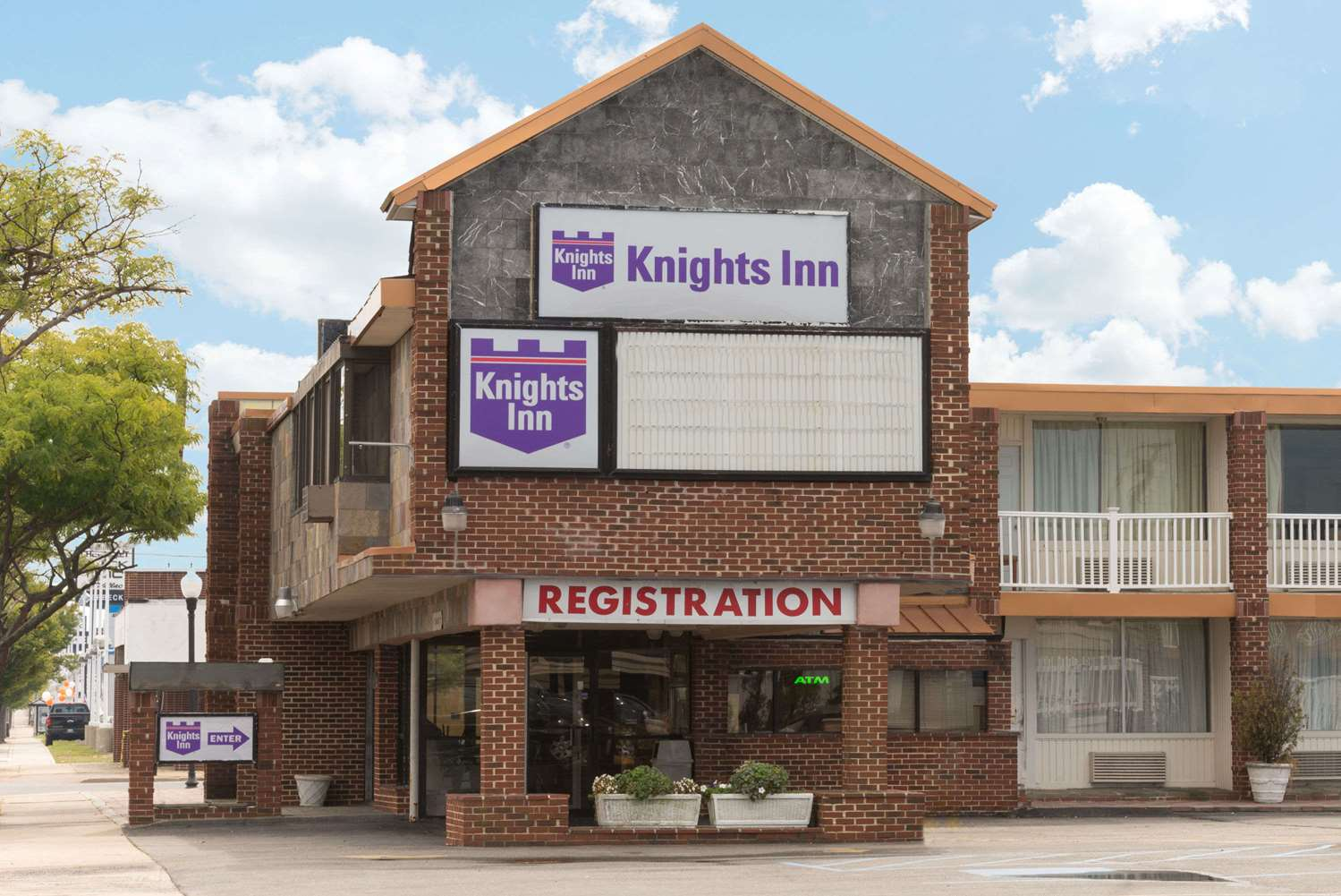Exterior view - Knights Inn Chelsea Heights Atlantic City