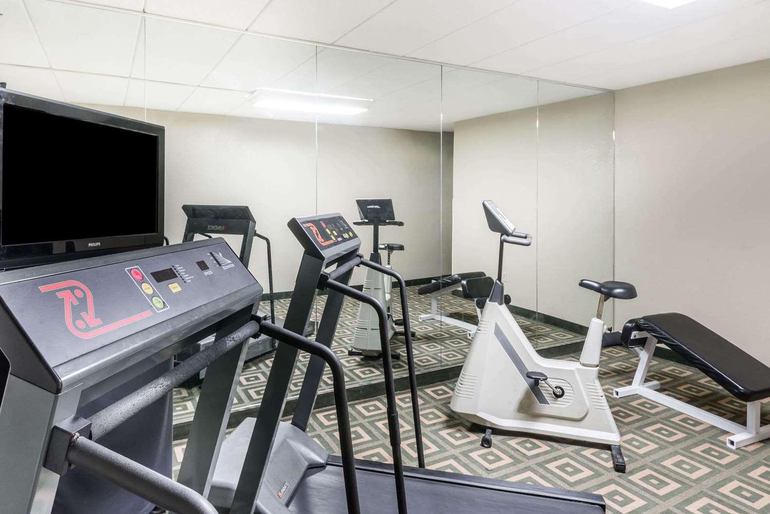 Fitness/ Exercise Room - Ramada Hotel Xenia