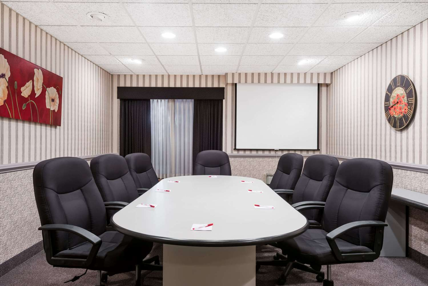 Meeting Facilities - Ramada Plaza Hotel Hagerstown