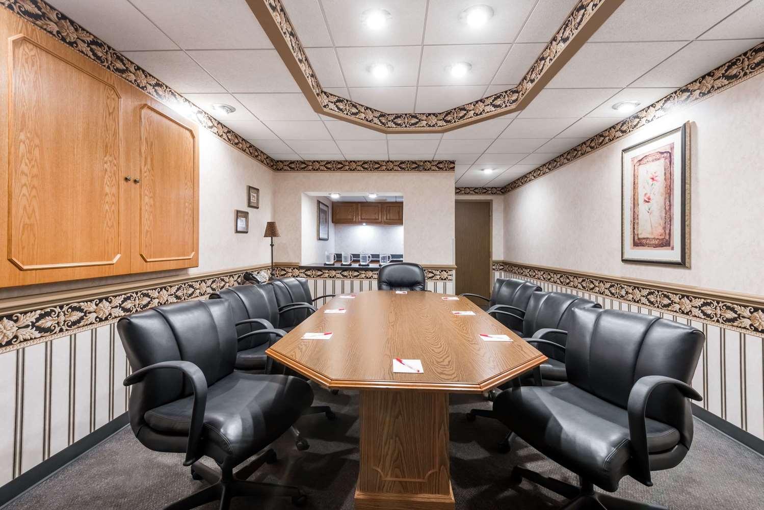 Meeting Facilities - Ramada Plaza Hotel Hagerstown