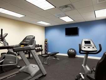 Fitness/ Exercise Room - Days Inn & Suites Altoona