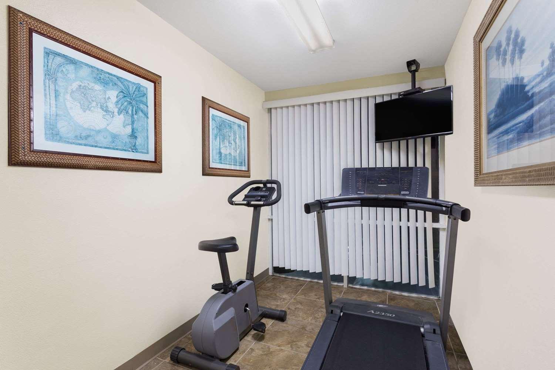 Fitness/ Exercise Room - Travelodge Lakeland