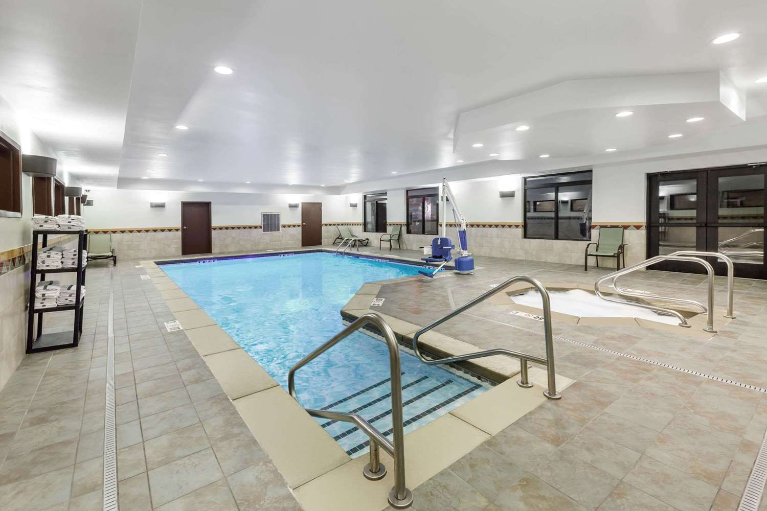 Pool - Wingate by Wyndham Hotel Tulsa