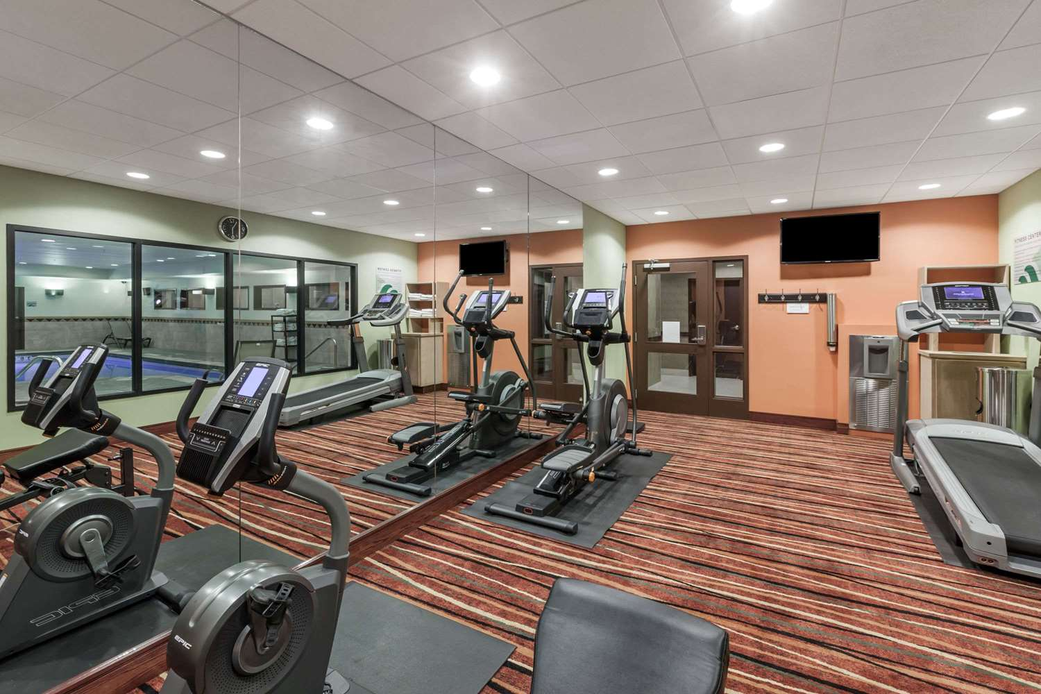 Fitness/ Exercise Room - Wingate by Wyndham Hotel Tulsa
