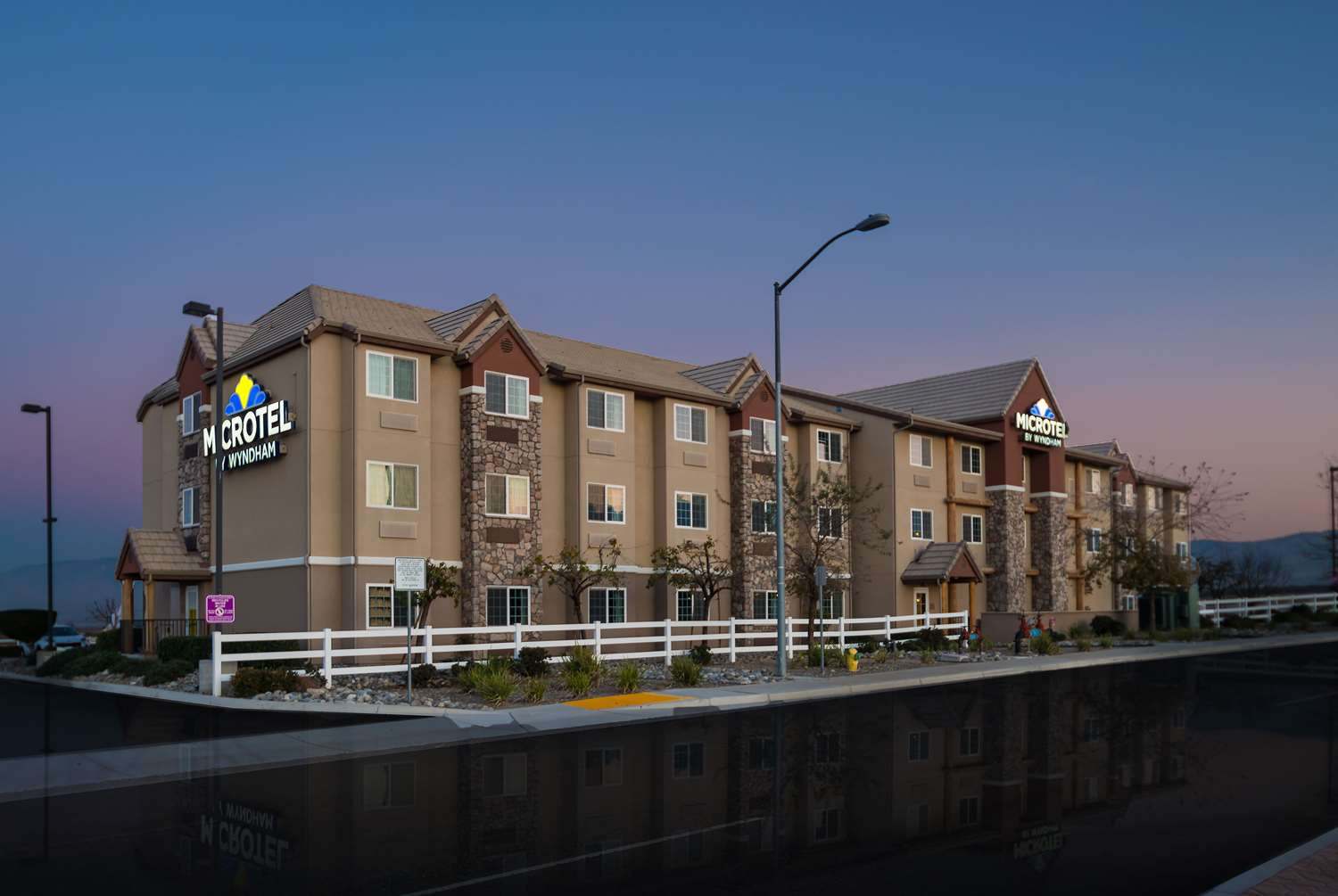 Exterior view - Microtel Inn & Suites by Wyndham Wheeler Ridge