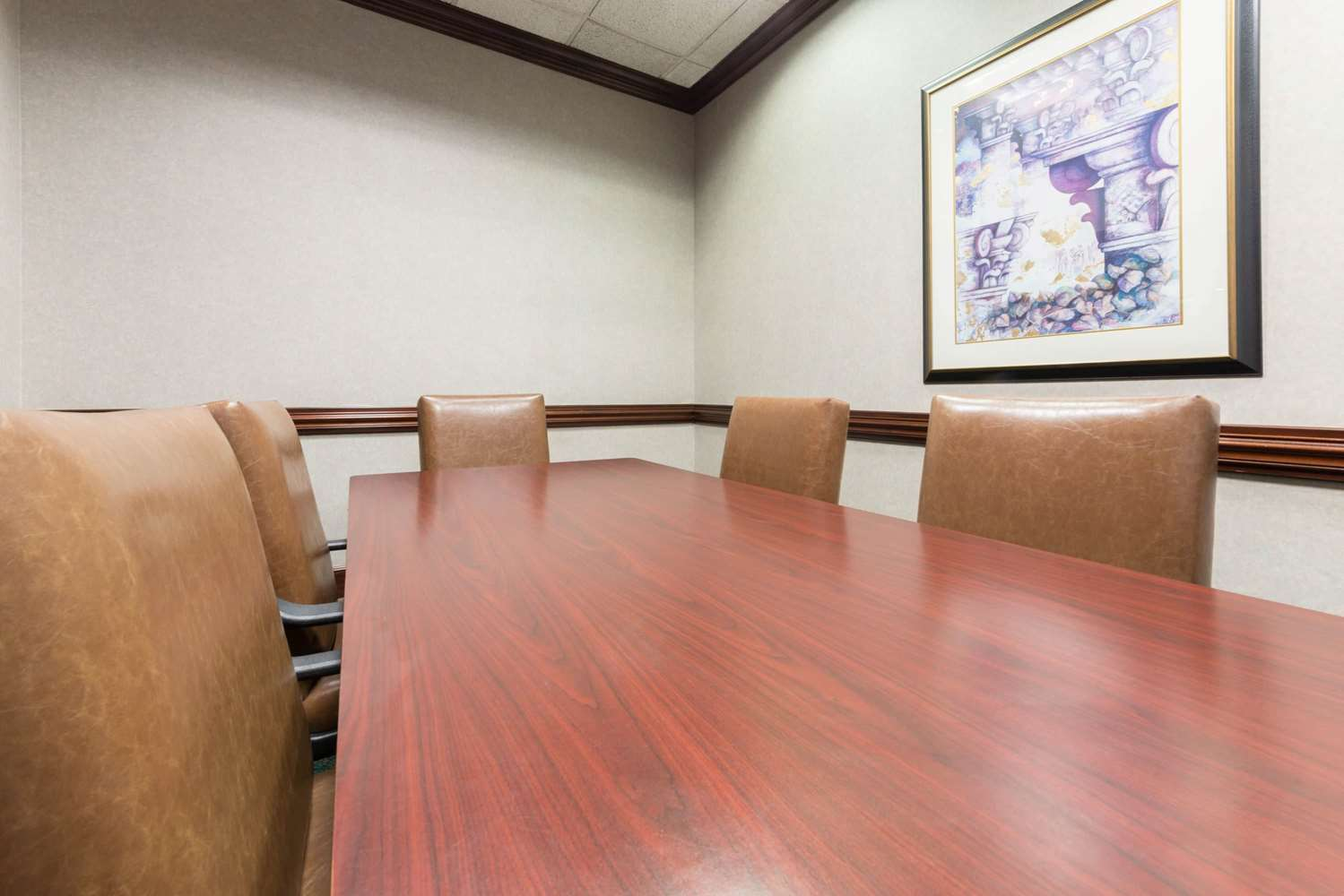 Meeting Facilities - Ramada Plaza Hotel Louisville
