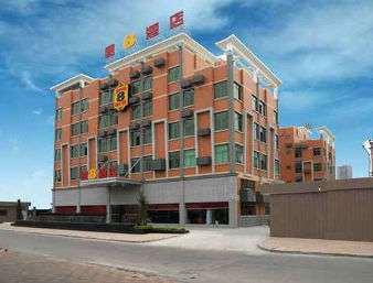 Welcome to the Super 8 Hotel Xiamen Tongan Cheng Nan