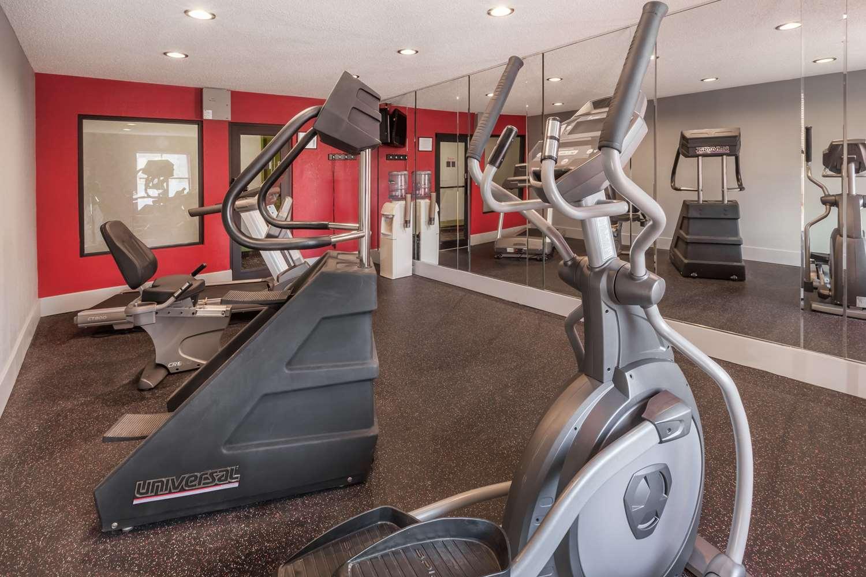 Fitness/ Exercise Room - Ramada Inn Hall of Fame Canton