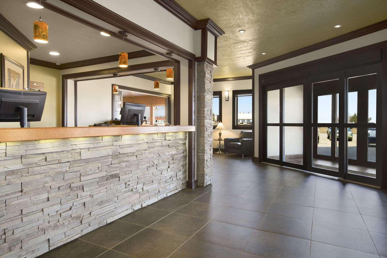 Lobby - Days Inn High Level
