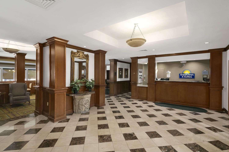 Lobby - Days Inn & Suites Northeast Omaha