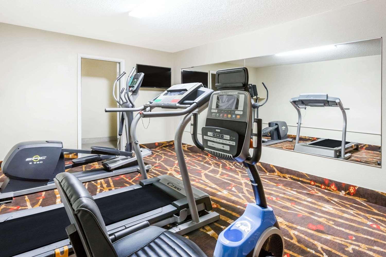 Fitness/ Exercise Room - Super 8 Hotel Garysburg