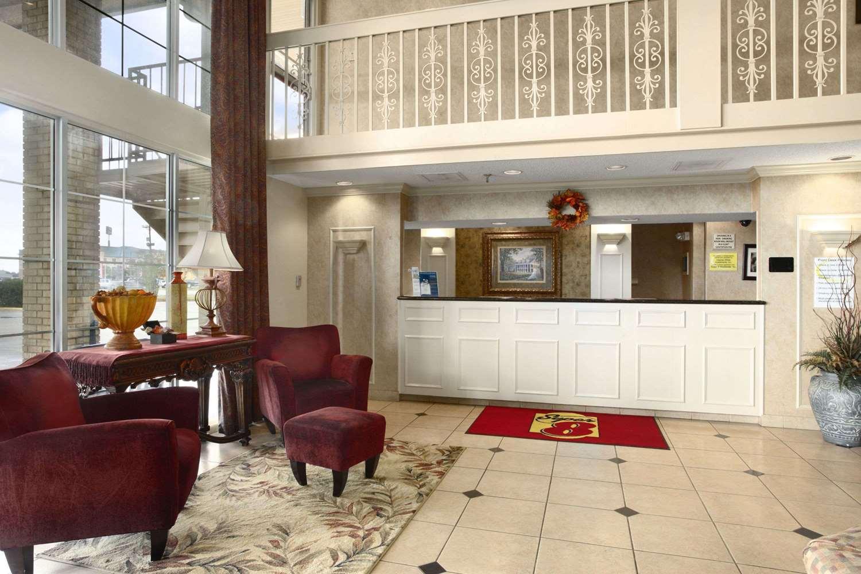 Lobby - Super 8 Hotel New Iberia