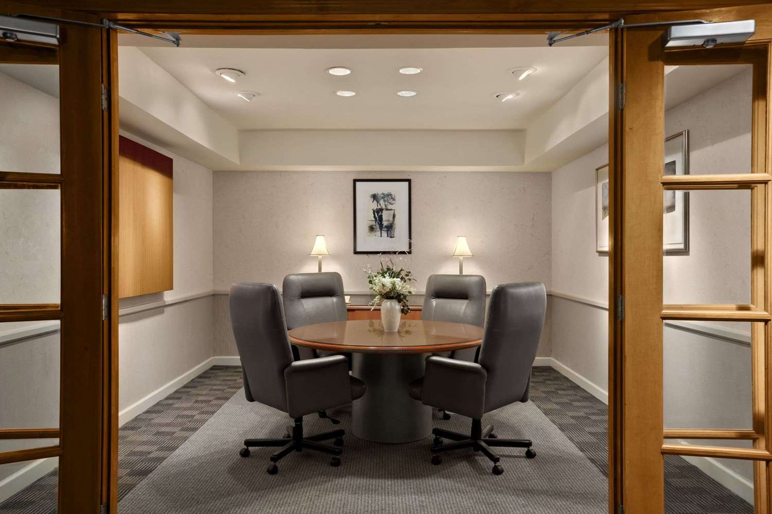 Meeting Facilities - Hawthorn Suites by Wyndham at Overland Park