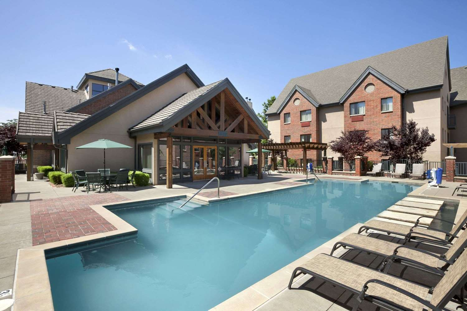 Pool - Hawthorn Suites by Wyndham at Overland Park