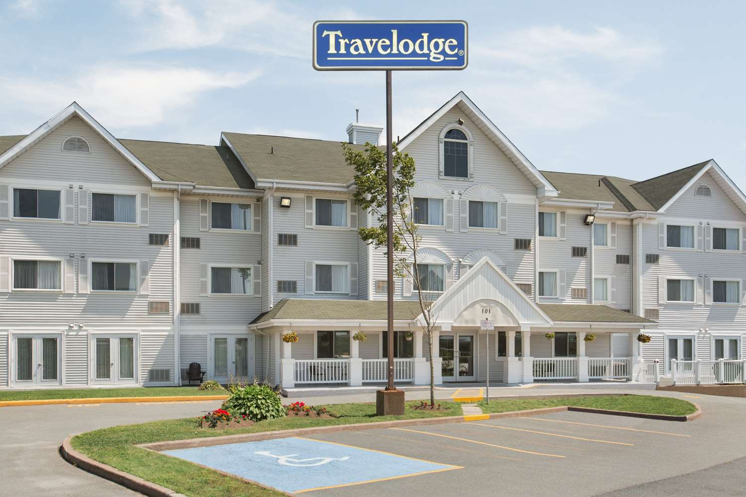 Exterior view - Travelodge Suites Dartmouth