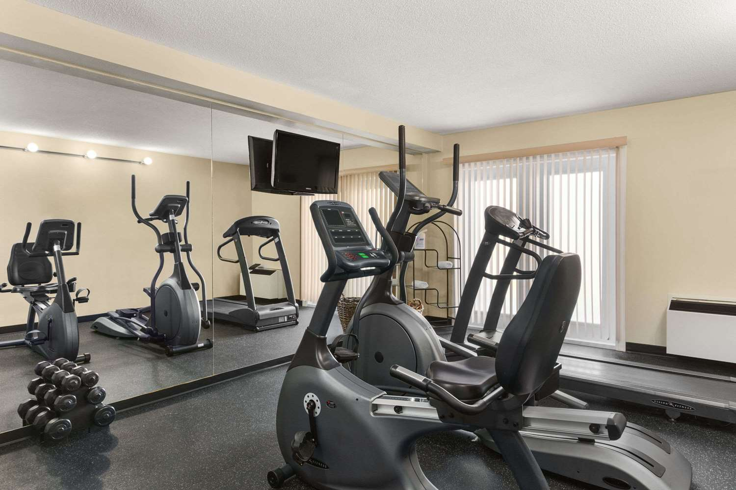 Fitness/ Exercise Room - Travelodge Suites Dartmouth