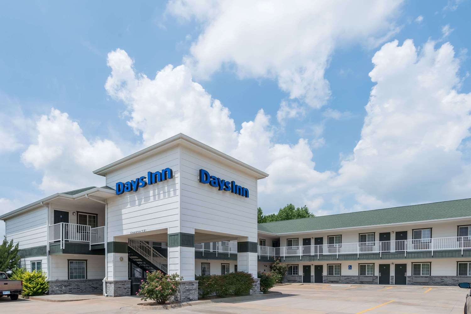 Exterior view - Days Inn Andover