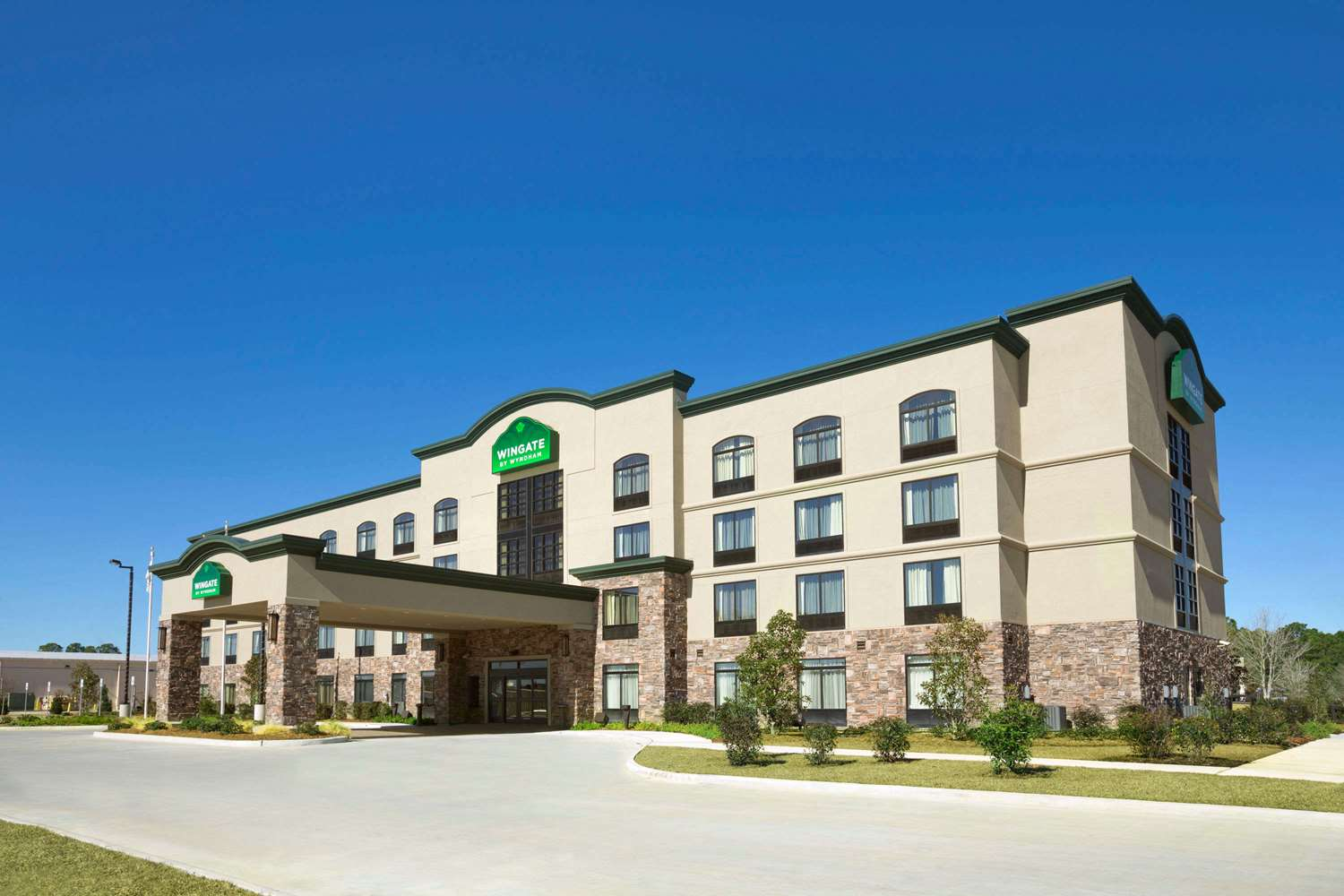 Exterior view - Wingate by Wyndham Hotel East Slidell