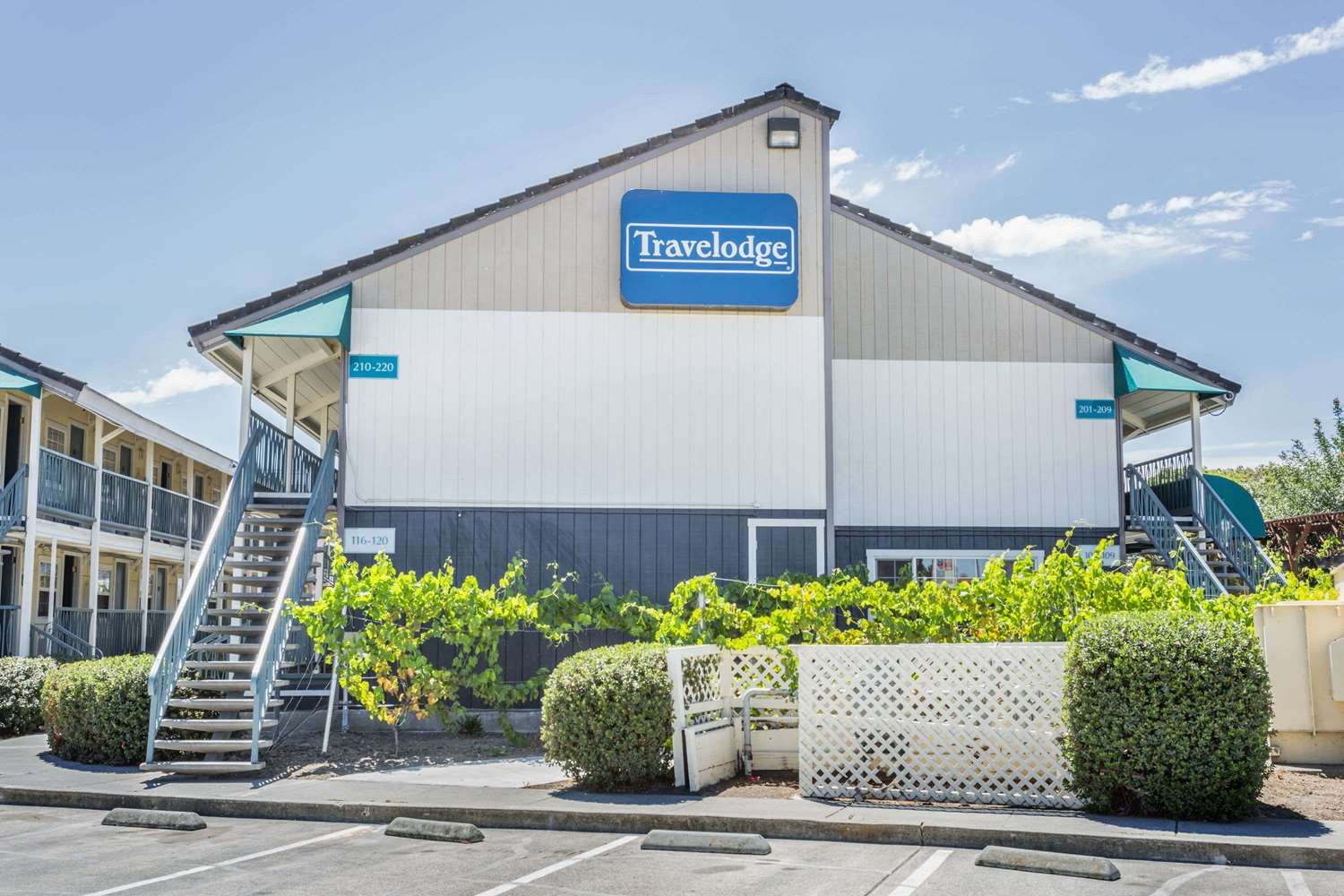 Exterior view - Travelodge Fairfield