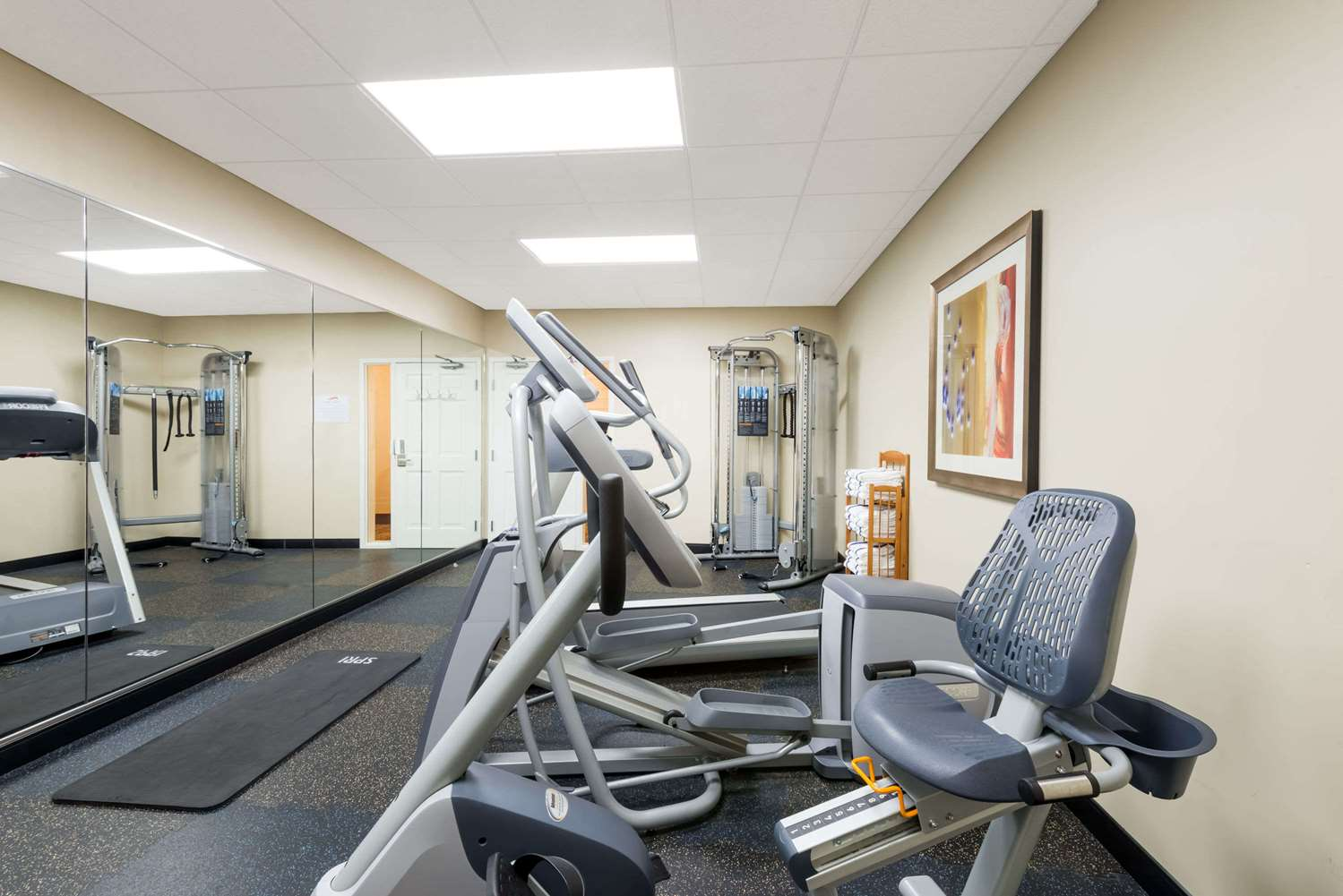 Fitness/ Exercise Room - Baymont Inn & Suites Erie