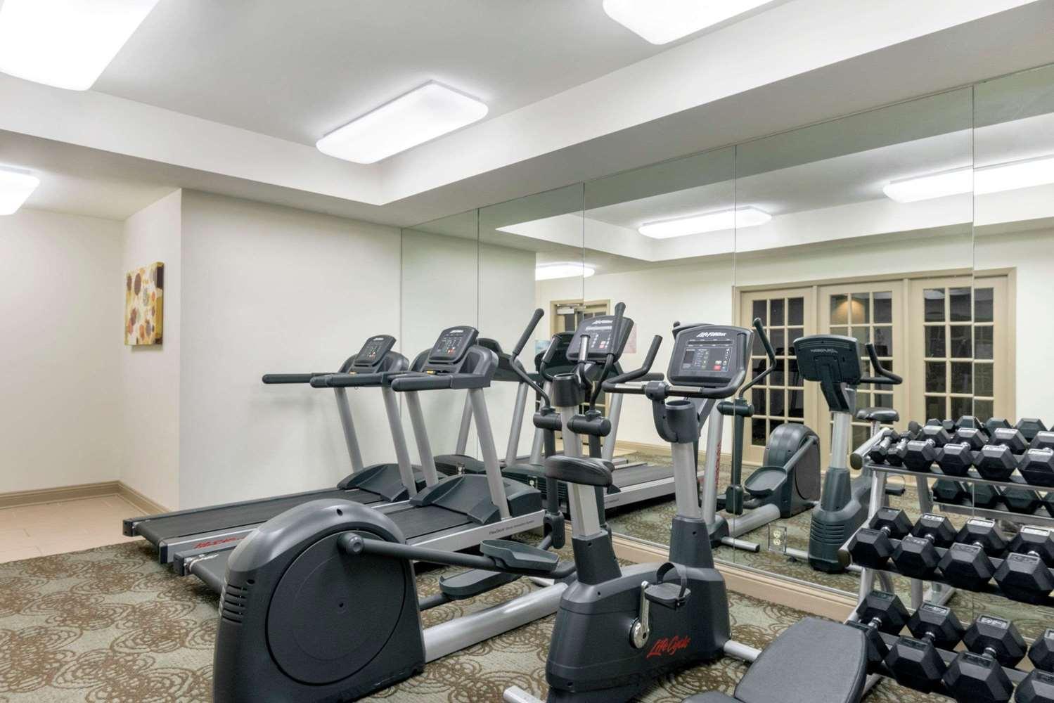 Fitness/ Exercise Room - Wyndham Garden Hotel Baton Rouge