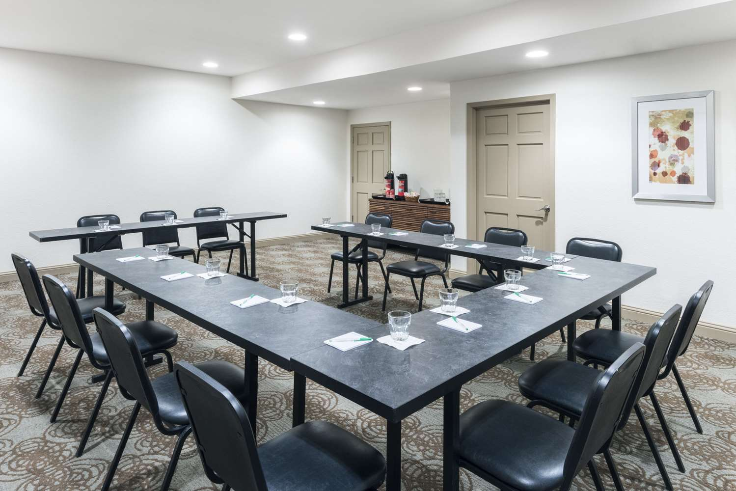 Meeting Facilities - Wyndham Garden Hotel Baton Rouge
