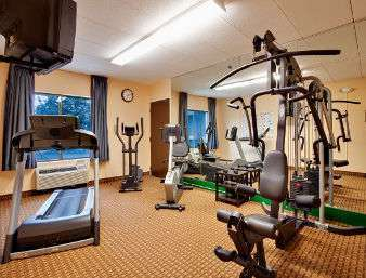 Fitness/ Exercise Room - Baymont Inn & Suites East Windsor
