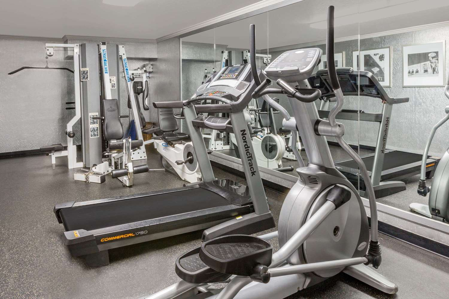 Fitness/ Exercise Room - Wyndham Garden Inn Airport San Jose