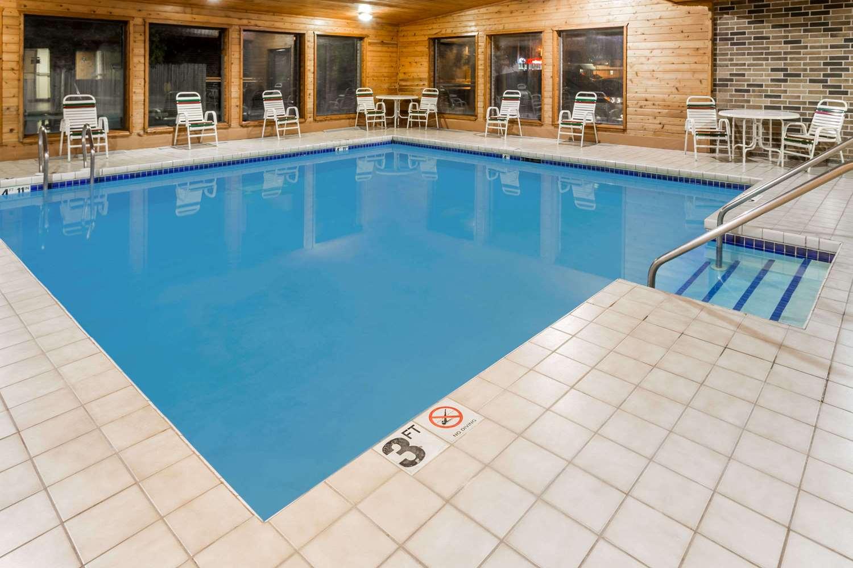 Pool - Days Inn Stoughton