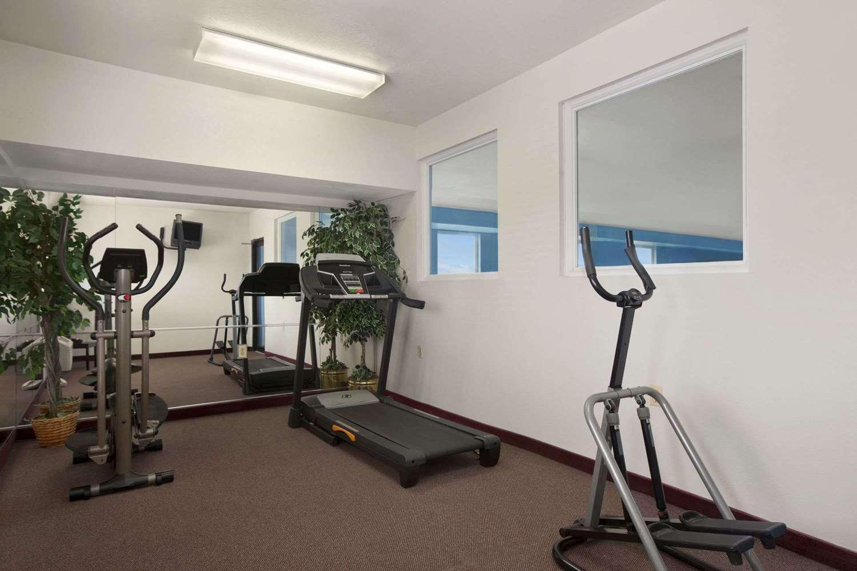 Fitness/ Exercise Room - Days Inn & Suites Romeoville