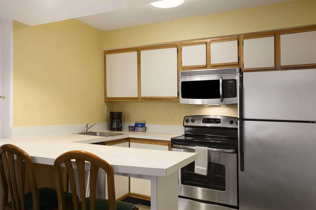 Two Bedroom Two Bath Suite Kitchen