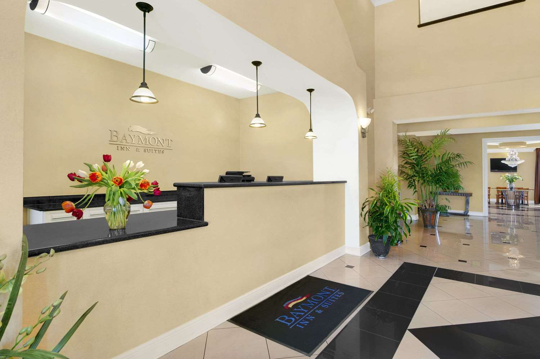 Lobby - Baymont Inn & Suites Marrero