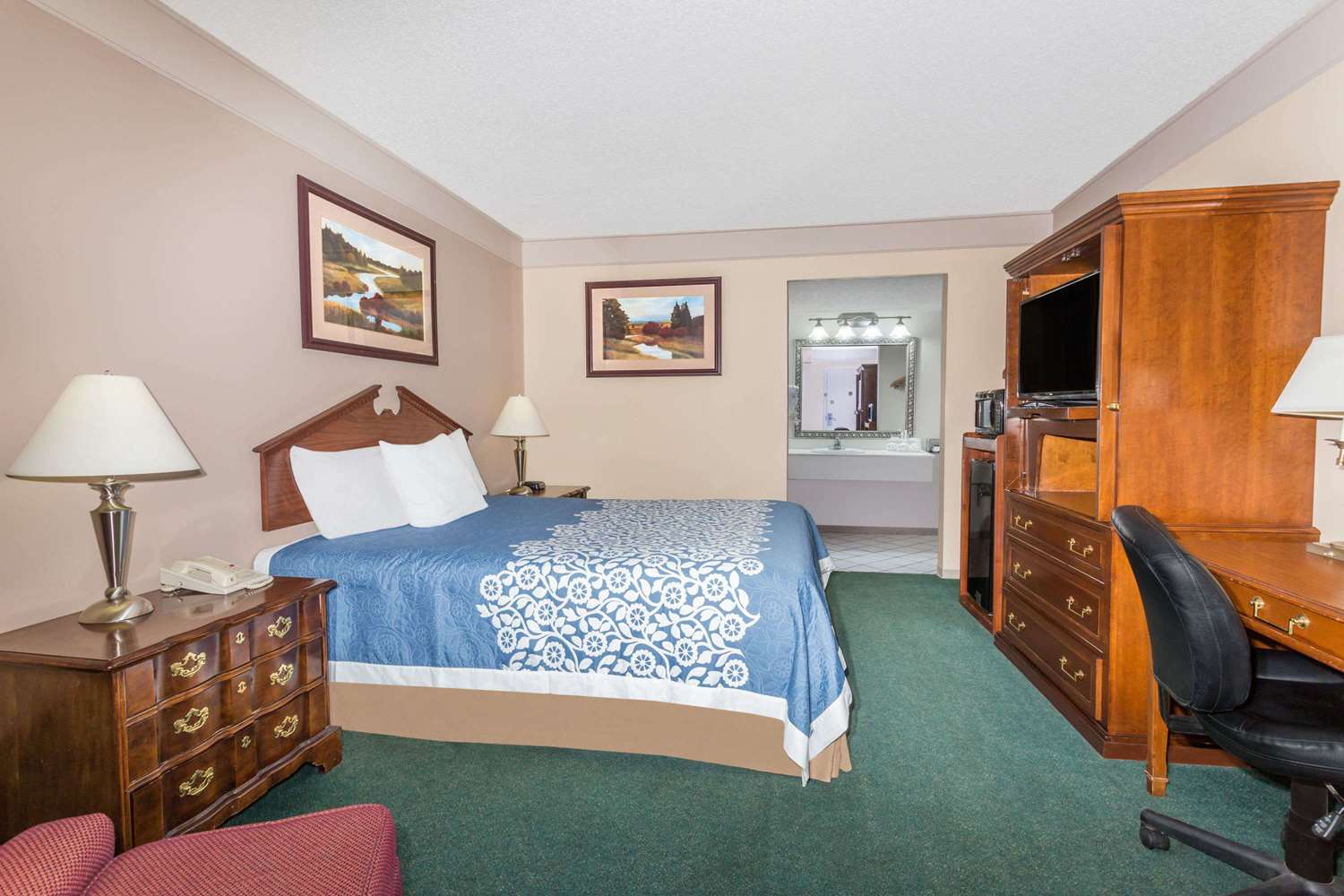 Room - Days Inn Delta