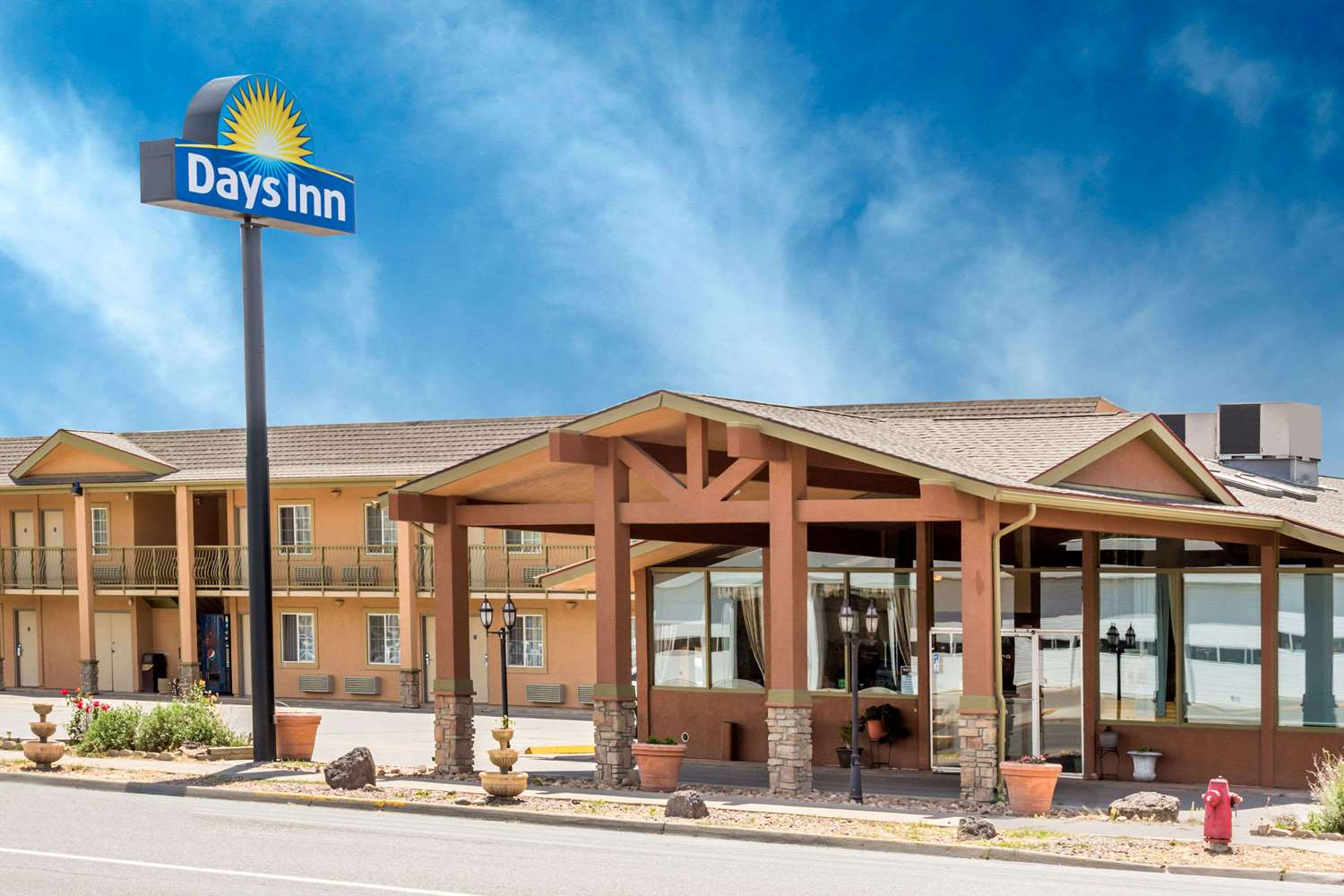 Exterior view - Days Inn Delta