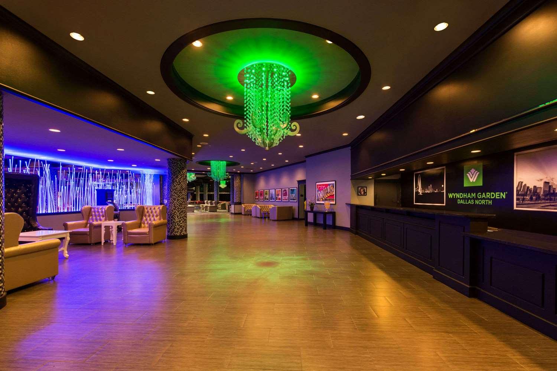 Lobby - Wyndham Garden Hotel North Farmers Branch